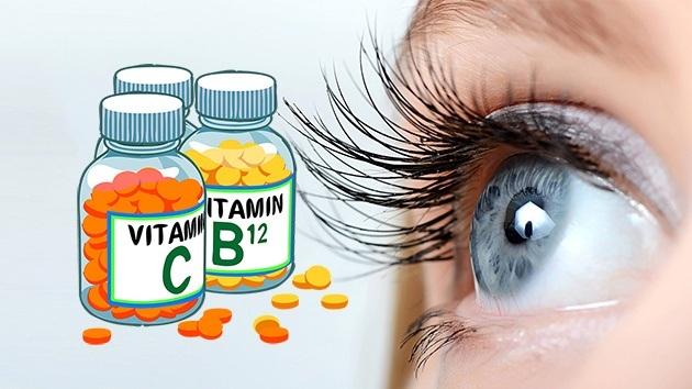 Các bệnh thiếu vitamin có thể gây ra nhiều tổn hại cho mắt