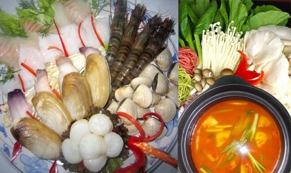 Thức ăn tăng cường sức khỏe và sắc đẹp
