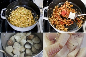 Cách làm xúp hải sản