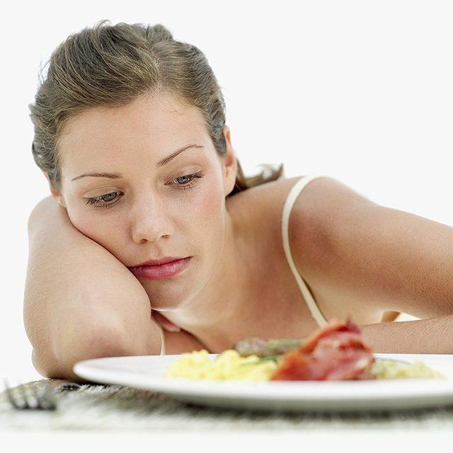 Triệu chứng biếng ăn