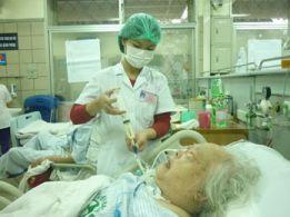 Hình ảnh cho người bệnh ăn qua sonde