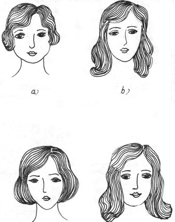 Cách lựa chọn mái tóc đẹp hợp với khuôn mặt