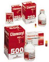 Thuốc Clamoxyl- Amoxicillin trihydrate