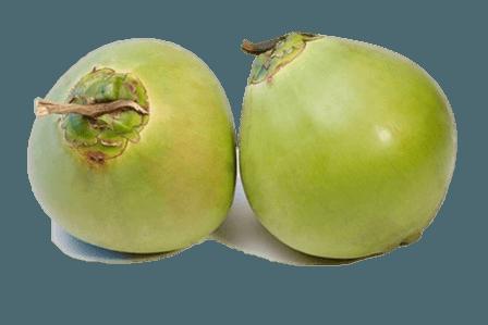 Trái dừa xiêm