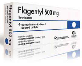 Thuốc flagentyl-500mg