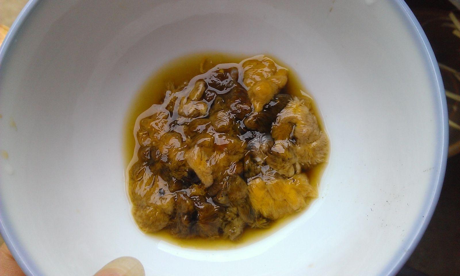 Cách làm xíu mại khô gạch cua thơm ngon đơn giản
