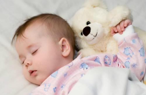 Để bé có giấc ngủ ngon