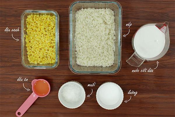 Cách làm xôi vò thơm ngon và đơn giản