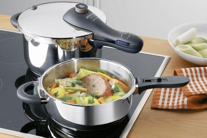 Thức ăn nấu bằng nồi áp suất có bị phân hủy chất dinh dưỡng không?