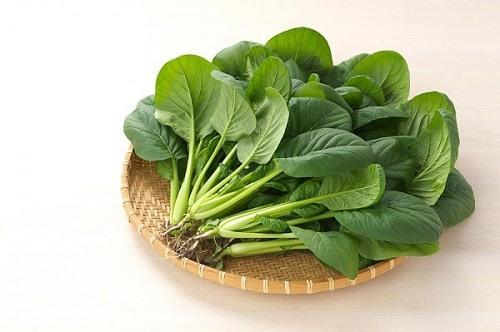 Rau bó xôi là thực phẩm bổ máu tốt cho sức khỏe