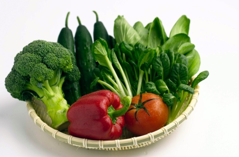 Nên ăn rau càng xanh tươi càng tốt