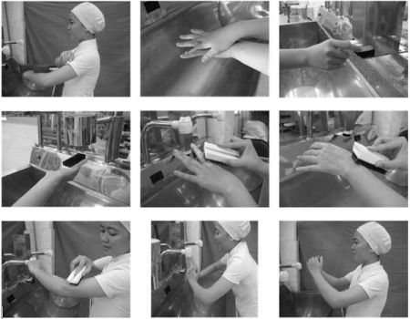 Rửa tay phẫu thuật