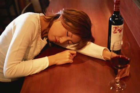 Say rượu và các rối loạn tâm thần do rượu