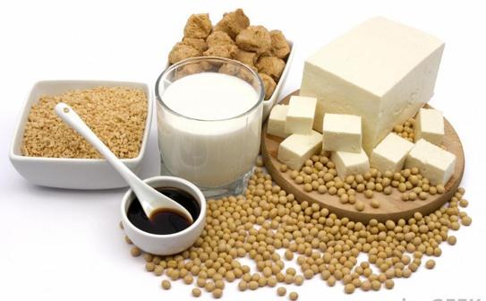 Dùng các thực phẩm từ đậu nành làm giảm nguy cơ lão hóa