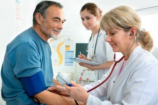 Nguyên nhân cao huyết áp và hướng xử trí