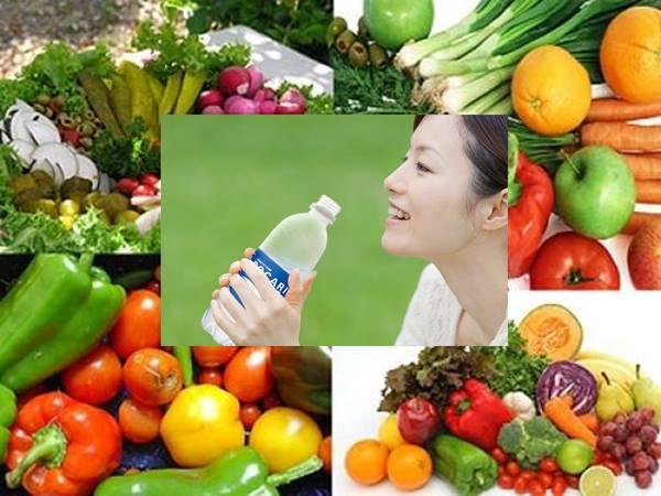Ăn uống điều độ, hợp lý, đúng mức để có cơ thể khỏe đẹp