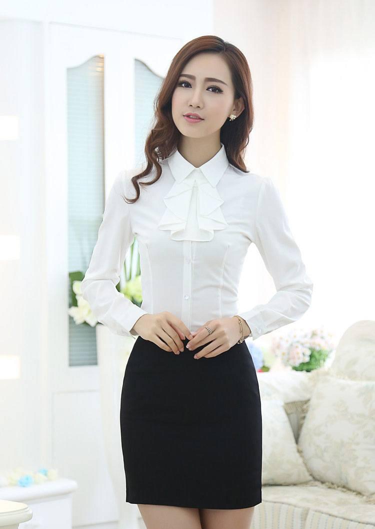 Trang phục khi đi làm công sở phù hợp