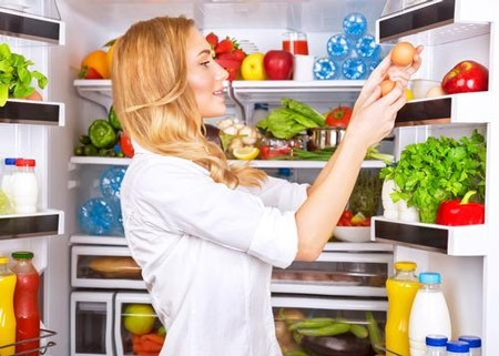 Những cách sử dụng tủ lạnh đang gây hại bạn