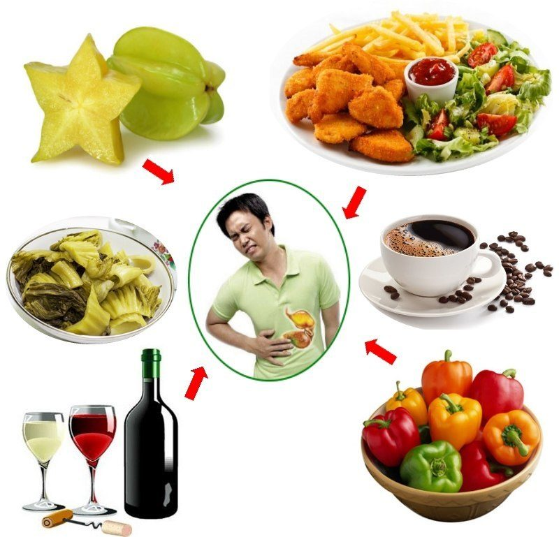 Người bị viêm dạ dày cấp nên ăn uống như thế nào?