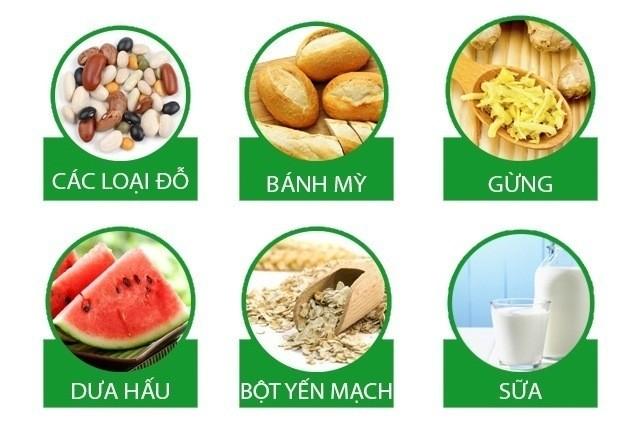 Chế độ ăn dành cho người bị viêm loét dạ dày – Tá tràng